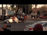 Once Upon a Time in Tustin- Quentin Tarantino Filming at Old Taco Bell