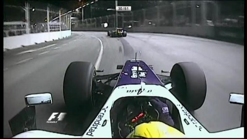 14.Carrera F1 Gp Singapur 2009