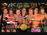 (WWE Mania) New Year's Revolution 2005 Triple H vs Edge vs Chris Benoit vs Chris Jericho vs Batista vs Randy Orton