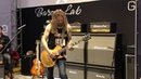 Doug Aldrich NAMM 2018: Baroni Lab Jam