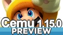Cemu 1.15.0 | Improvements Preview