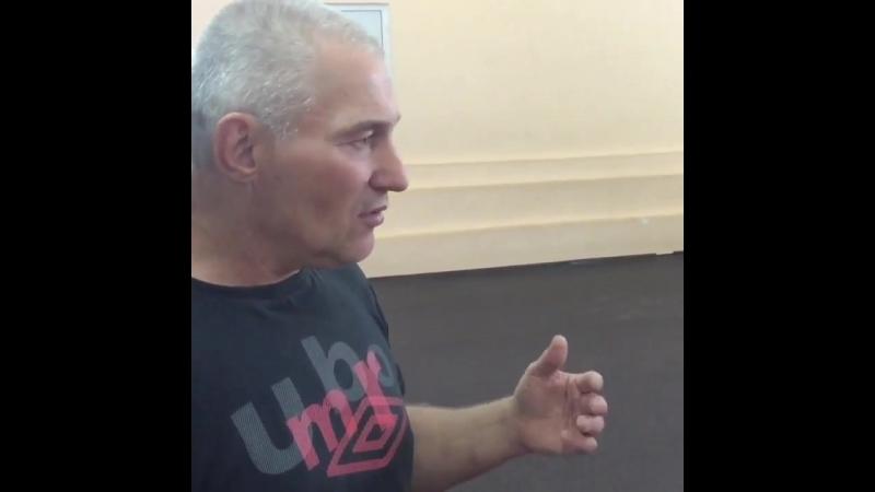 Боксёрская мудрость от Заслуженного тренера России по боксу Николая Петровича Исаева