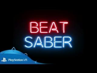 Beat Saber | Анонсирующий трейлер | PlayStation VR