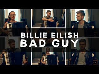 Bad guy - billie eilish (accordion cover)