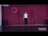 ART STORY   Солодовникова Анастасия   Танцевальная студия NAKO