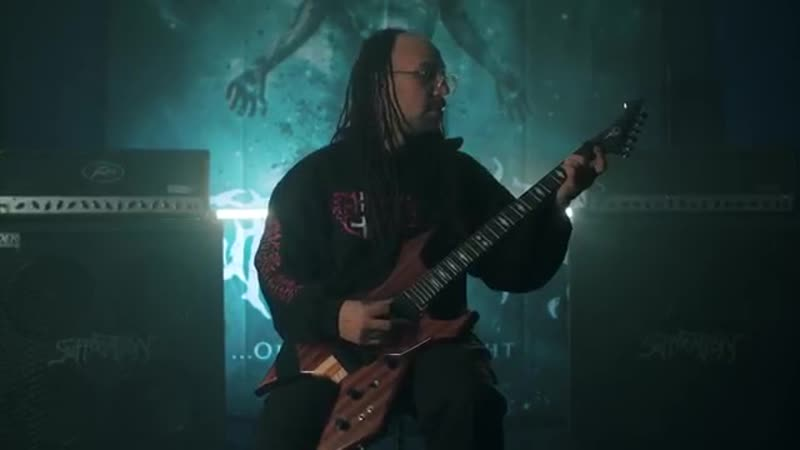 Terrance Hobbs and Charles Errigo (Suffocation) - Return To The Abyss (guitar play-through)