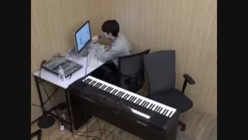 181116 [Special Clip] - CCTV LIVE Kim Jun Kyu part (1)
