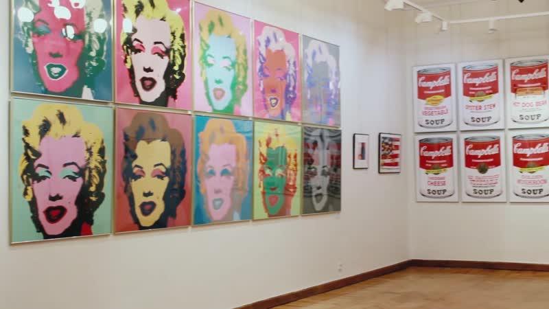 Выставка Pop Art