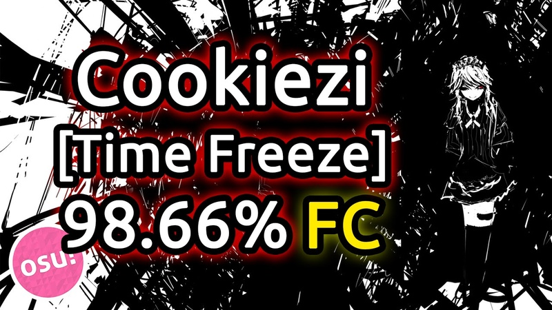 Cookiezi | UNDEAD CORPORATION - Everything will freeze [Time Freeze] 98.66 FC 650pp | Liveplay