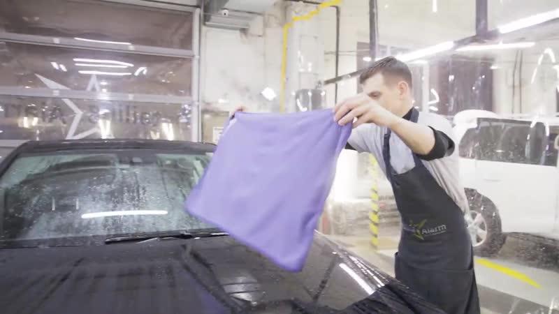 Как идеально помыть машину! BlackStar carwash (мойка) или Detailing Alarm