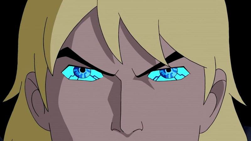 Купер против Кевина. Бен 10: Инопланетная Сверхсила.