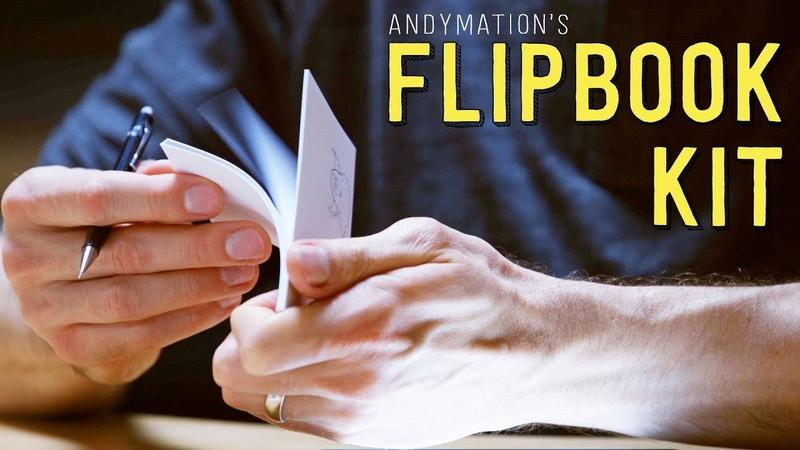 My New Flipbook Kit