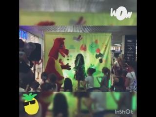 BravoStudio. ТЦ Секрет. День защиты детей. Злата - Feel good