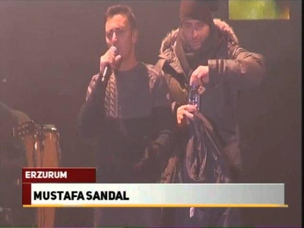 Erzurum Winterfest 2015 - Mustafa Sandal Konseri