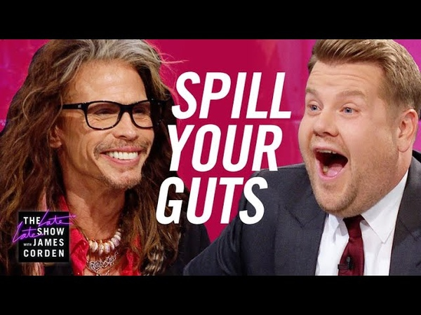 Spill Your Guts or Fill Your Guts w/ Steven Tyler