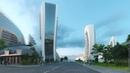 Туристско рекреационный кластер в Новороссийске Zaha Hadid Architects