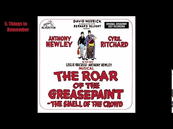 The Roar of the Greasepaint - The Smell of the Crowd (1965) [Full Album]