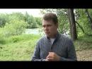 Никита Чаплин высадил деревья в Мытищинском лесопарке