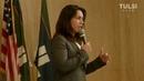 Tulsi Gabbard: I'm not running for president to BE president