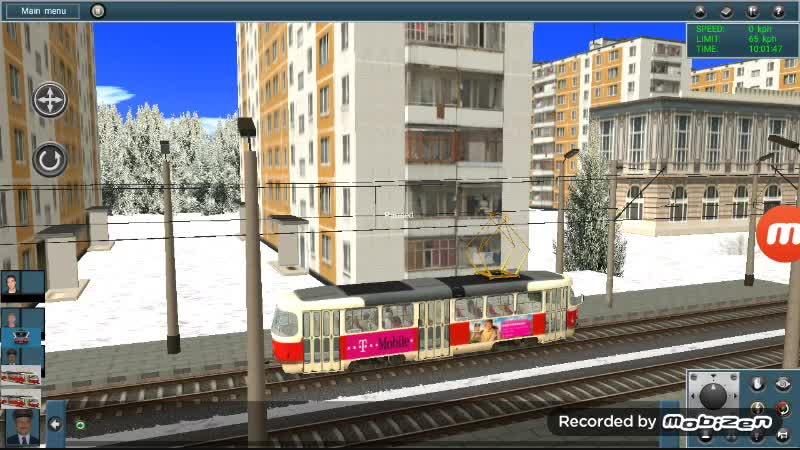 Трамвайные покатушки по Минску часть 1