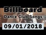 Billboard Top 50 Dance Club Songs (September 1, 2018)