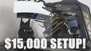INSANE $15000 Gaming/Workstation Setup. RTX 2080 Ti, 2990WX, 4TB SSD .