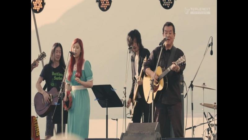 「KING ROCKERS」THE King ALL STARS Acoustic Set × GLIM SPANKY (Ohara Break 2018 Natsu Live and Documentary - FujiTV NEXT 2018.10.0