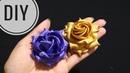 DIY || Rose Burn Tutorial | Rolled Rose | Gardenia Flowers | Velvet Rose Rosevelt