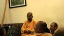 H H Gopal Krishna Goswami Mayapur 2011 Darshan