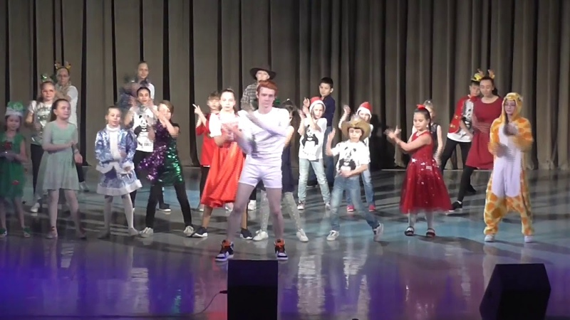 [PV] SIMON BOM FEAT. PANDA | DANCE - JINGLE BELLS