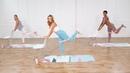 30 минутная барр тренировка всего тела Буткамп 30 Minute Full Body Barre Bootcamp Workout