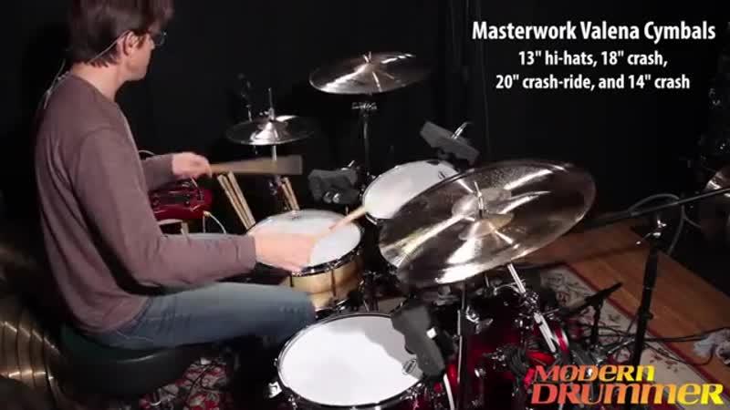 Masterwork cymbals Valena series