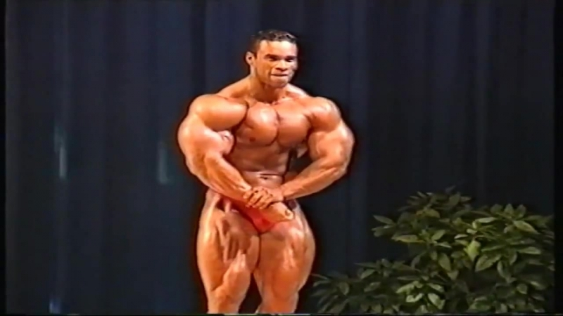 KEVIN LEVRONE GRAND PRIX GERMANY 1994