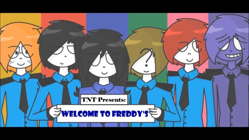 TNT FNAF Series TNT Trisha N Toast Episode 6 Welcome to Freddys