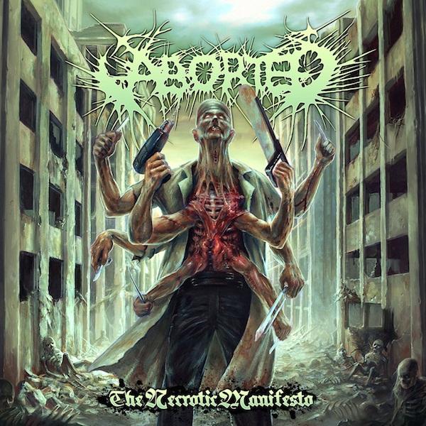 Aborted - The Necrotic Manifesto [Deluxe Edition]
