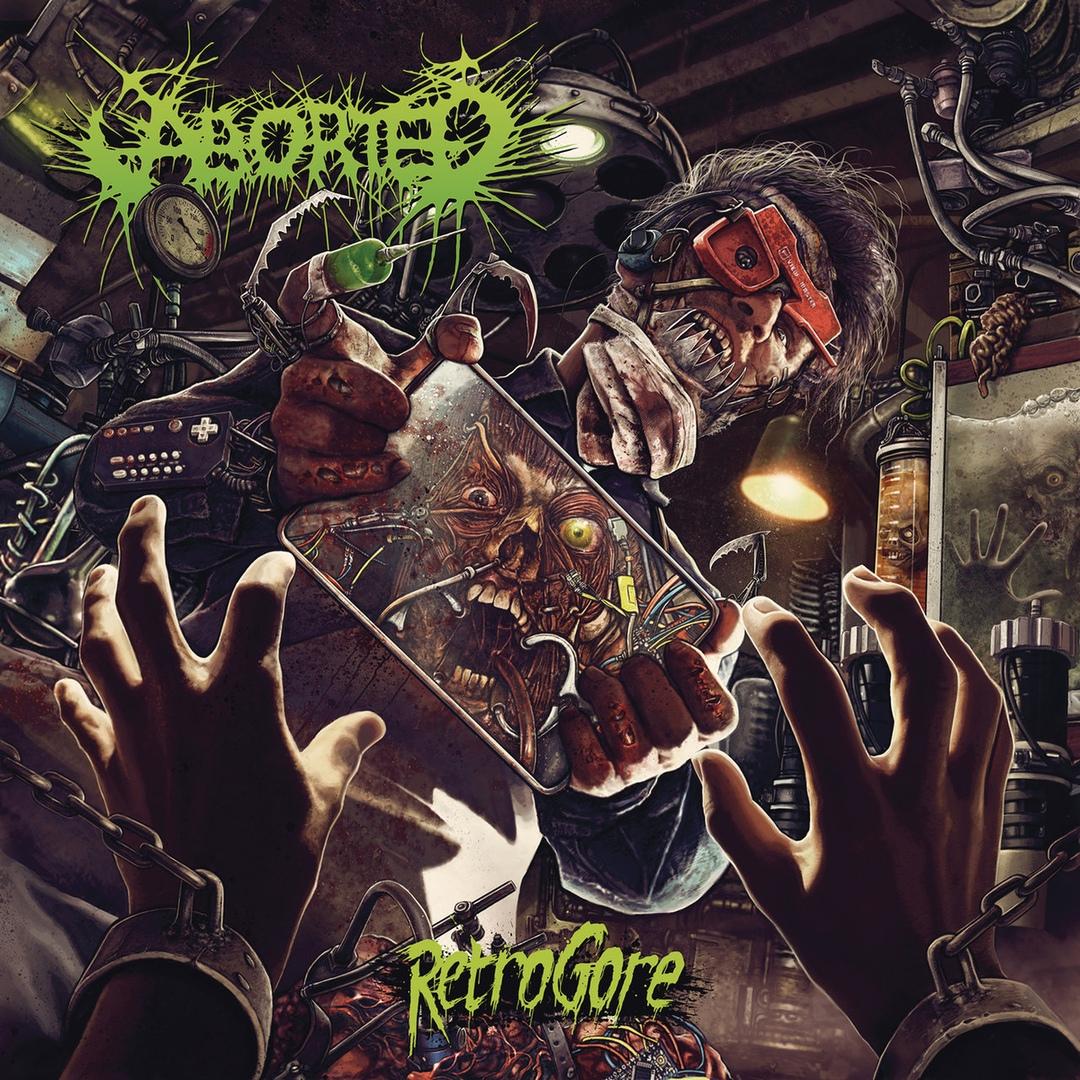 Aborted - Retrogore [2CD Deluxe Edition]