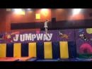 Набор в секцию «школа прыжком на батуте» В батутном центре Джампвэй!