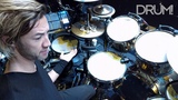 Gear Tour Shakira Drummer Brendan Buckley's Massive ElectronicAcoustic Hybrid Drum Set