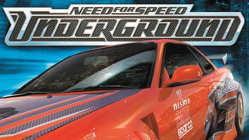 Need for Speed Underground кто на новенького