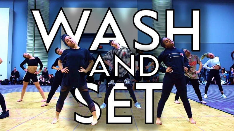 Wash Set - Leikeli47 | Radix Dance Fix Season 2 | Brian Friedman Choreography