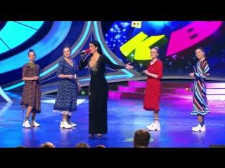 Раисы - Приветствие | КВН Высшая лига 2018 - Второй четвертьфинал