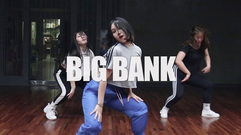 YG - Big Bank / Queeny Girlish Choreography