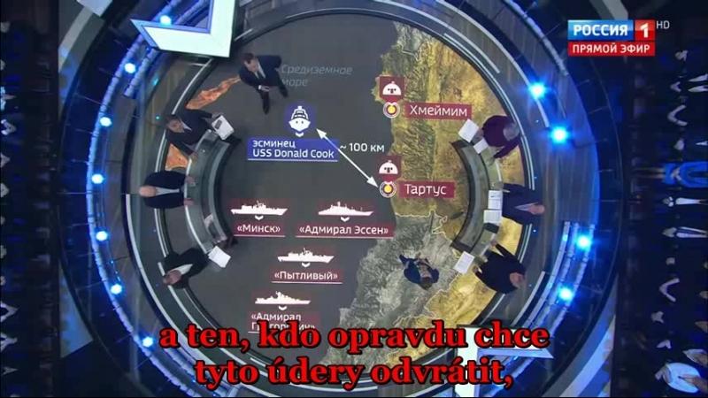 [AE News] Vojenský analytik_ Rusko stojí kvůli Sýrii na křižovatce a svět na pokraji války! [CZ Titulky]_arc