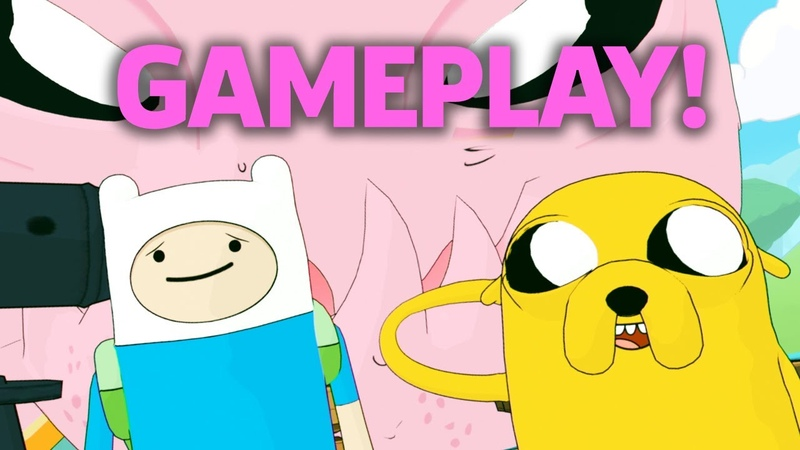 20 Minutes of Adventure Time Pirates Of The Enchiridion Gameplay E3 2018