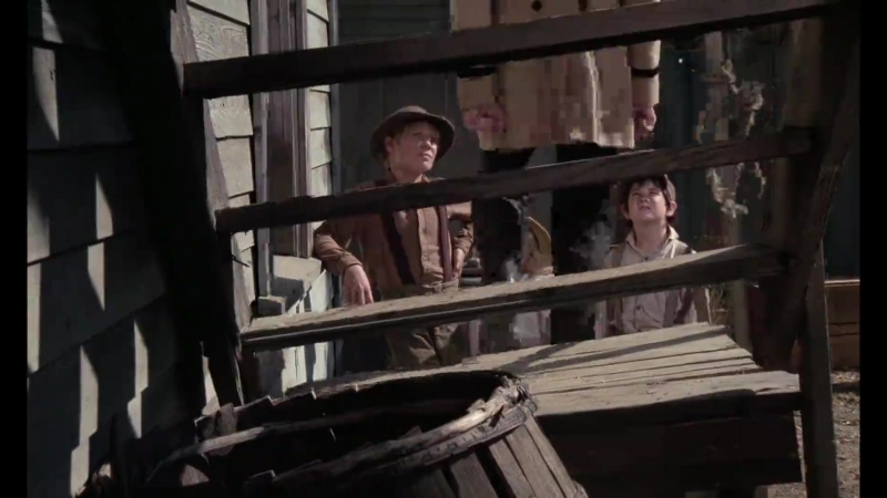 La Banda del Pastel de Manzana (The Apple Dumpling Gang) VOS (1975)