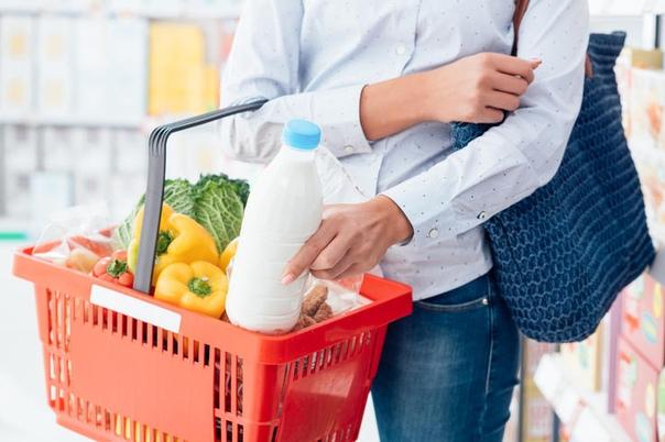Как правильно хранить молочные продукты