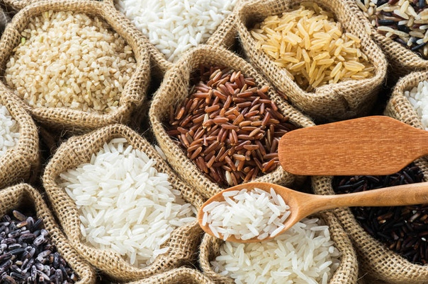 Как правильно готовить разные сорта риса