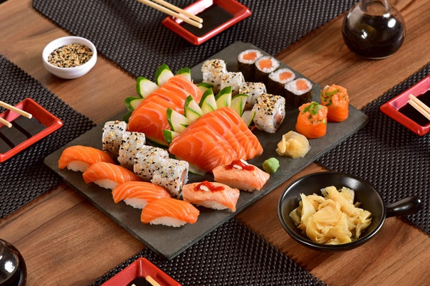 Стоит ли есть суши: все за и против
