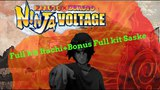 Full kit Itachi Susano+Bonus Full kit Sasuke Kirin || Смотрим на новых персонажей