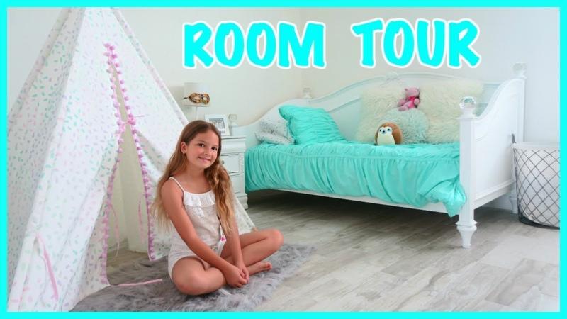 EMILY'S ROOM TOUR UPDATE NEW HOUSE SISTER FOREVER
